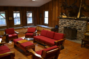 Group facility rental and recreational use at Camp Ondessonk