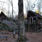 The treehouse unit of Lalande