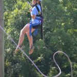 Camp Ondessonk Challenge Course