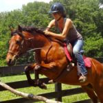 Lauren Lilly Camp Ondessonk Equestrian  Coordinator