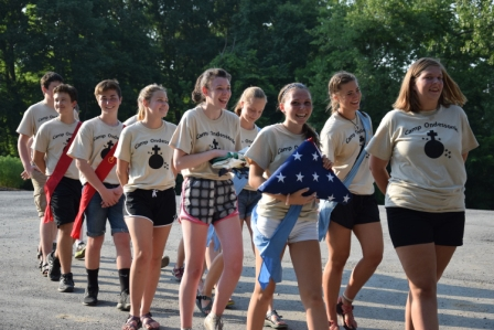 the challenges in being a counselor in training at camp morasha