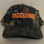 Camo Camp Ondessonk Mossy Oak Baseball Cap