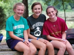 Camp Ondessonk Girls Camp