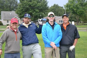 Camp Ondessonk Golf Benefit