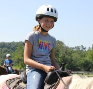 Camp Ondessonk Horse Camp teen summer camp