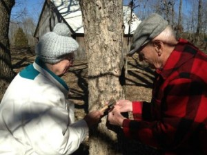 Camp Ondessonk Maple-Sugarin' Weekend: March 5 – 6, 2016