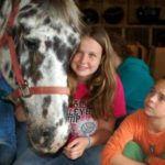 Camp Ondessonk Mother Daughter Weekend, Adopt a Horse