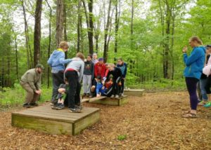 Camp Ondessonk Outdoor Education