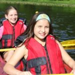 Camp Ondessonk River Adventure teen summer camp