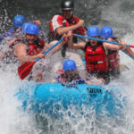 Camp Ondessonk Summer Camp Whitewater Adventure