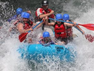 Camp Ondessonk whitewater-rafting-adventure teen summer camp