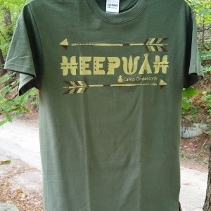 Heepwah Green Arrow T Shirt