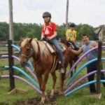 Camp Ondessonk Horsemanship Program