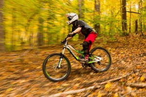 Camp Ondessonk Mountain Biking Adventure