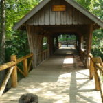 Ondessonk Covered Bridge