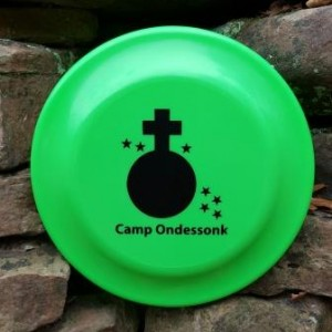 Ondessonk Flying Disc