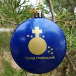 Ondessonk christmas ornament