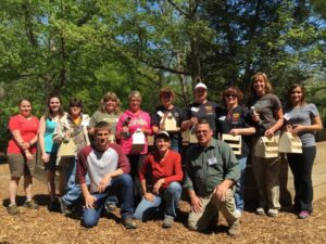 Women in the Outdoors Illinois Event 2017