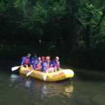 Camp Ondessonk White Water Adventure