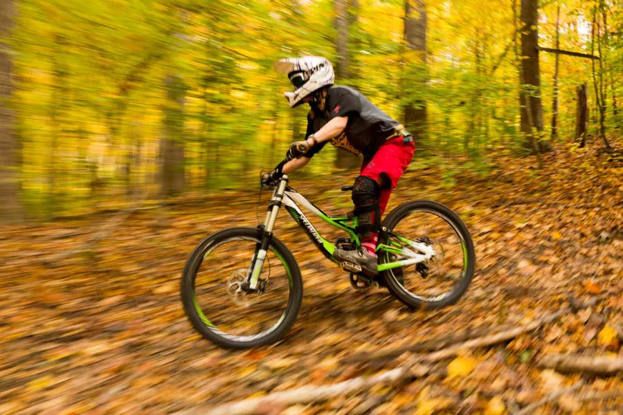 Teen Summer Camp Mountain Biking Adventure