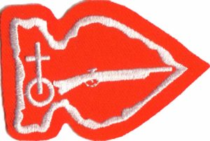 Camp Ondessonk Riflery Arrowhead