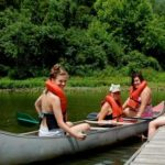 Paddling Adventure Camp Ondessonk